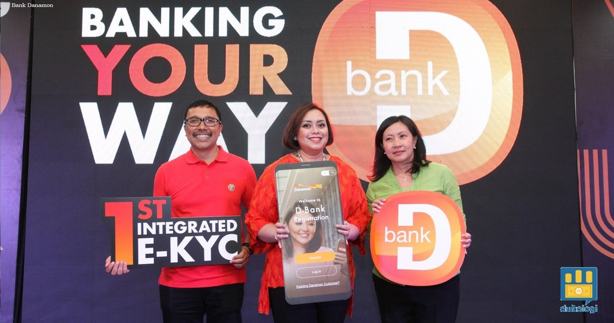 D-Bank Registration, Layanan Perbankan Digital dari Bank Danamon