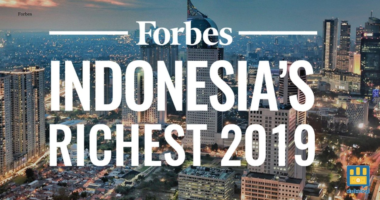 Forbes Indonesia's 50 Richest 2019.