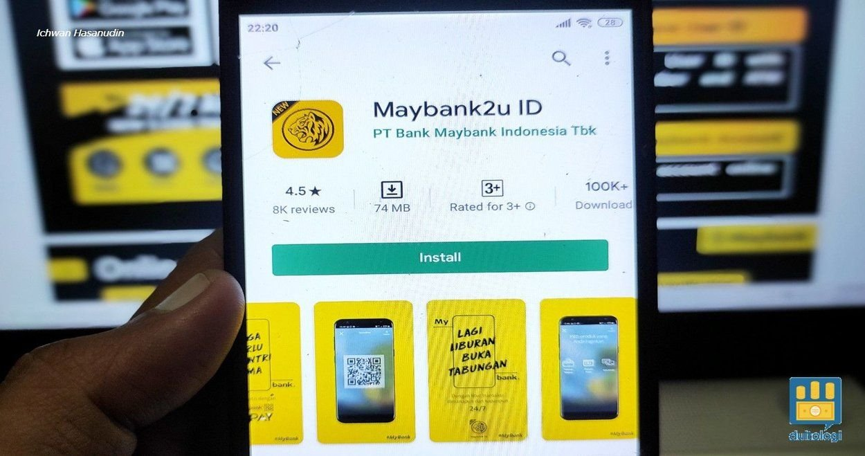 Strategi Maybank Indonesia Lewat Program My Happy & Lucky Bank.