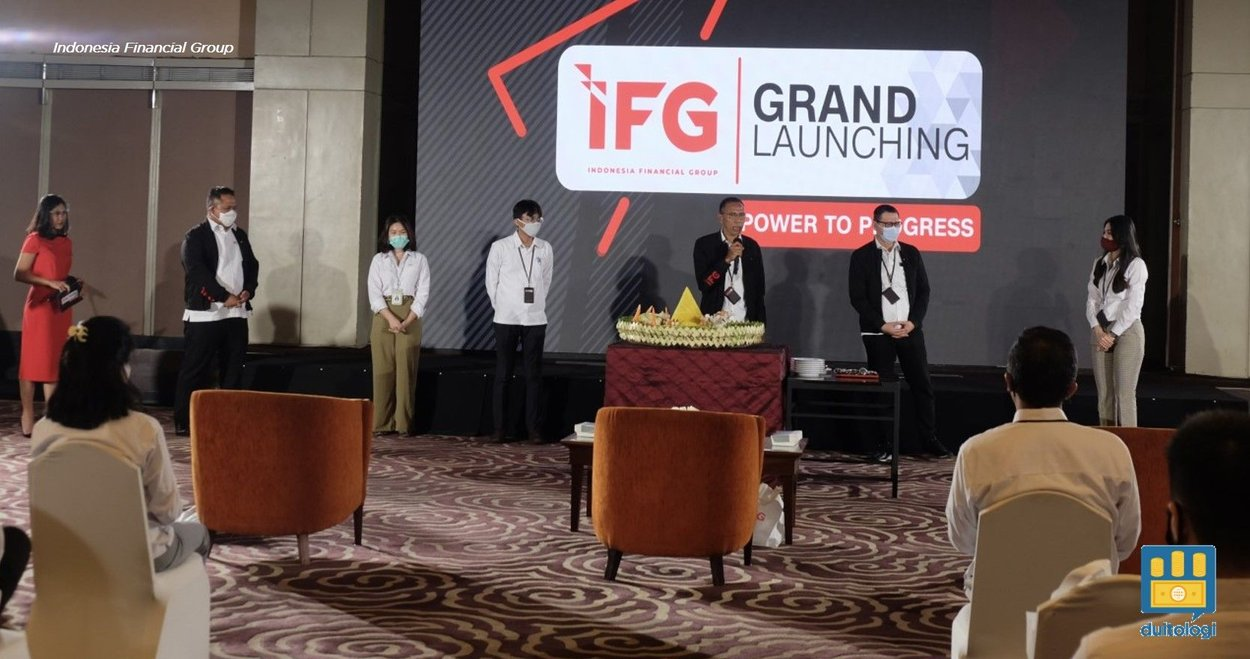 Indonesia Financial Group (IFG) mewacanakan akan membentuk IFG Life.